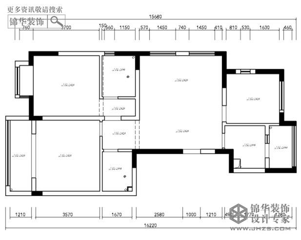 京门府,户型图