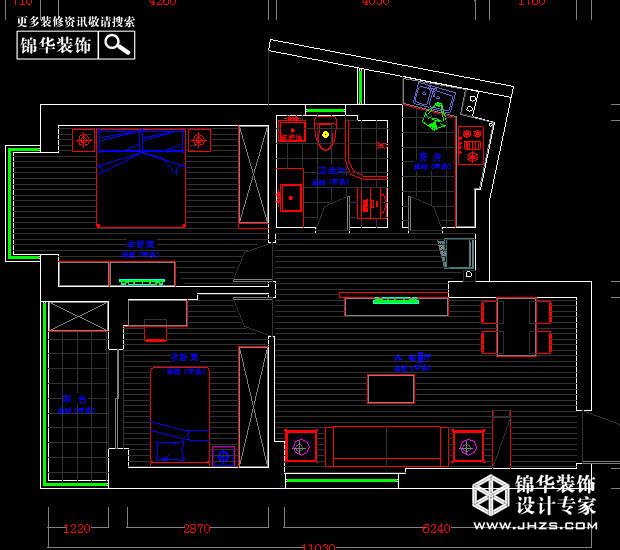 郑和国际广场,户型图