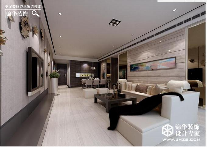 枫情水岸b户型126平米户型解析-装修设计方案-南京